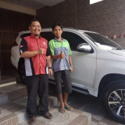 DO 3 Sales Marketing Mobil Dealer Mitsubishi Dimas