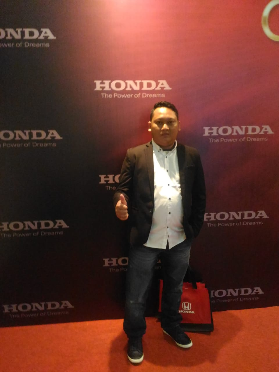Sales Marketing Mobil Dealer Honda Alfian