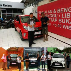 DO 1 Sales Marketing Mobil Dealer Toyota Lucky