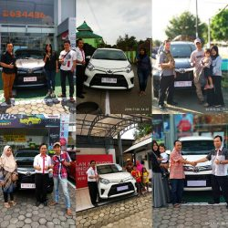 DO 6 Sales Marketing Mobil Dealer Toyota Lucky