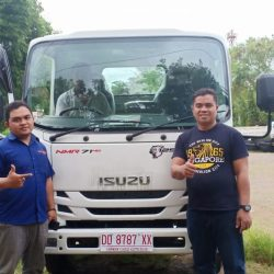 DO 3 Sales Marketing Mobil Dealer Isuzu Makassar Firman