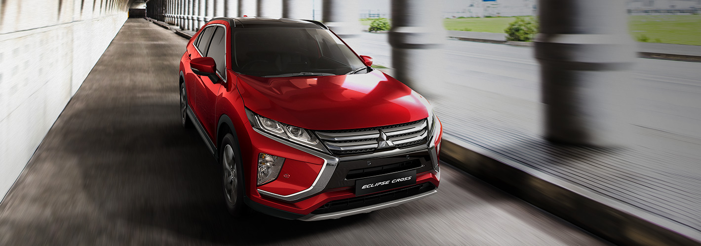 5. Eclipse Cross
