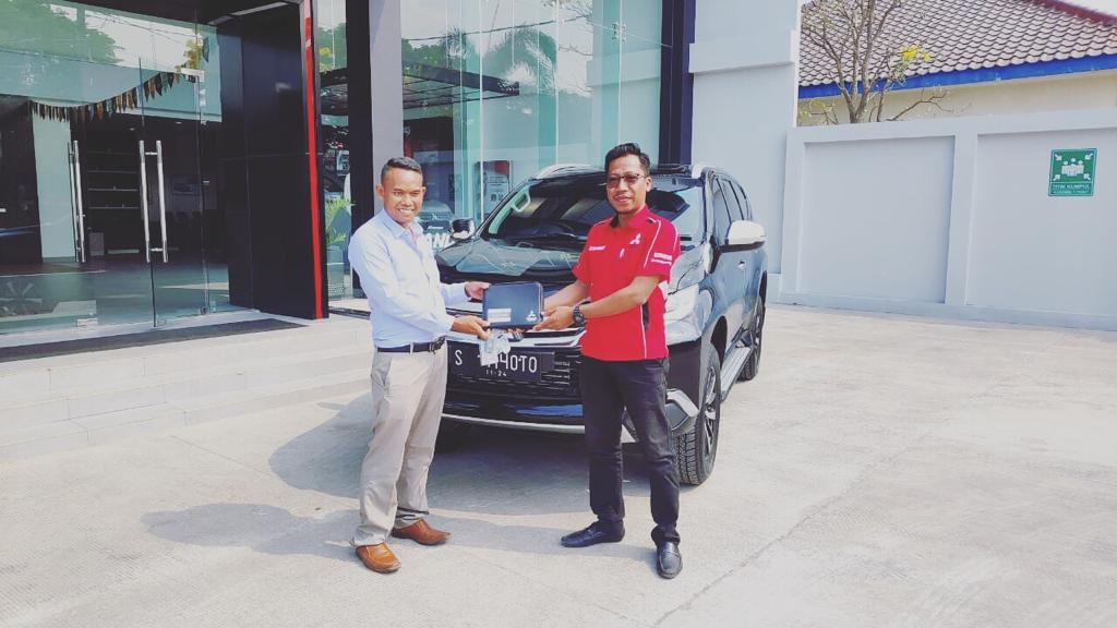 Sales Marketing Mitsubishi Djalil